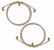 1988 1989 1990 Ford Mustang Convertible Top Hose Set