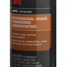 3M Rubberized Undercoating Professional Grade CASE OF 6 Auto Protector Vehicle
