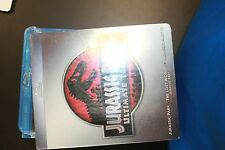 Jurassic Park Collection (Blu-ray Disc, 2011, 3-Disc Set) NEW SEALED