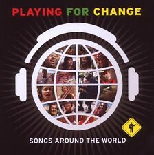 "PLAYING FOR CHANGE ""SONGS AROUND THE WORLD"" CD+DVD NEU"
