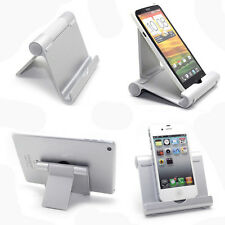 Portable Desk Table Holder Stand Mount Cradle Support For Tablet Mobile Phone