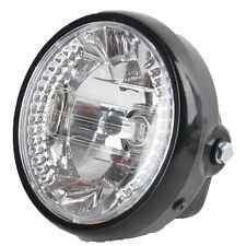 "Black Universal 7"" 35W Motorcycle Bike Daymaker Headlight LED Turn Signal Light"