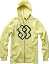Special Blend Faded Hoody (M) Mellow Yellow