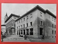 PISTOIA Via Roma palazzo Poste Telecomunicazioni vecchia cartolina