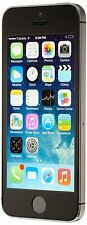 """Apple iPhone 5S - 16 32 64GB GSM """"Factory Unlocked"""" Smartphone Gold Gray Silver"""