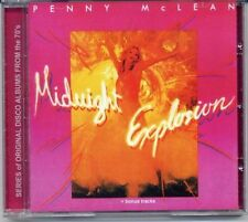 Penny McLean - Midnight Explosion FIRST TIME ON CD!