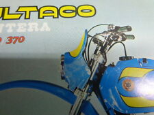 BULTACO PURSANG MK 12, FRONTERA MK 10 MK 11 GOLD MEDAL, MK 11B SUPPORTS AND RUBE