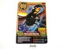 Animal Kaiser Evolution Evo Version Ver 7 Gold Card (A126E: Hercules Beetle)