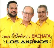 TRIO LOS ANDINOS - ENTRE BOLERO Y BACHATA - CD