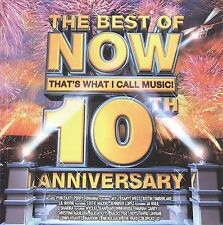 The Best of Now That's What I Call Music! 10th Anniversary CD Various Artists...