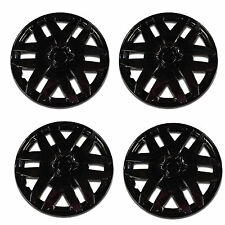Hub Caps Toyota Sienna 2004-2010 Wheel Cover Style 997 Ice Black 14'' -4PC Set
