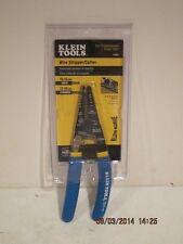 KleinTools 11055 Klein-Kurve Wire Stripper/Cutter Solid&Stranded-FREE SHIP NISP!