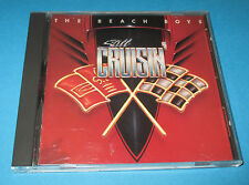 The Beach Boys-Still Cruisin, RARE-CD- (1989 , Capitol Records) FREE SHIPPING!