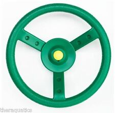 Swing-N-Slide GREEN STEERING WHEEL CAR Playground Swingset Park Backyard Plastic