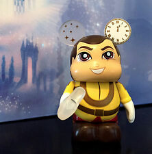"DISNEY VINYLMATION 3"" CINDERELLA CLOCK STRIKES TWELVE PRINCE CHARMING VARIANT"