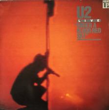 U2 - Live: Under A Blood Red Sky (Mini LP) (VG/G+)