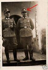 16449/ Originalfoto 6x9cm, Polizisten, ca. 1943