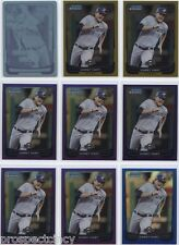 Lot of (147) Corey Hart 2012 Bowman Chrome COLOR Cards - Seattle Mariners DH