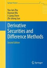 Derivative Securities and Difference Methods by You-lan Zhu, Xiaonan Wu,...