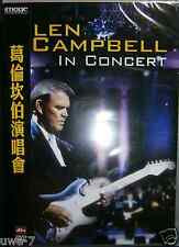 GLEN CAMPBELL In Concert DVD SEALED ALL REGION DTS 5.1 SURROUND NTSC TAIWAN