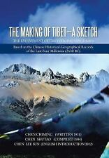 The Making of Tibet-A Sketch by Lee Sun Org (2013, Hardcover)