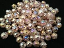10 x 14mm Fairy HOM Glass Marbles Collectors or traditional game solitair