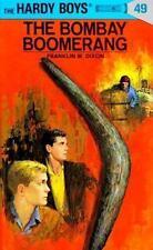 The Bombay Boomerang Hardy Boys #49 The Hardy Boys