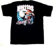 XXL Hooters Uniform USA Flag  Shirt from all harley biker show Halloween costume