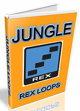1,520 JUNGLE REX LOOPS  -  REASON REFILL -PROPELLERHAEDS - DR OCTO REX SAMPLES