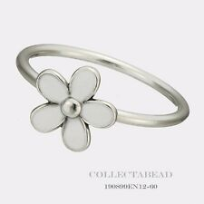 Authentic Pandora Sterling Silver Darling Daisy Ring Size 54 190899EN12