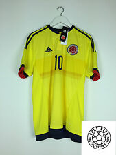 Colombia JAMES #10 *BNWT* 2015 COPA AMERICA Home Football Shirt (L) Jersey