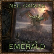 A Study in Emerald (Second Edition) Brand New