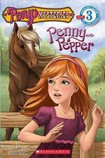 PONY MYSTERIES PENNY AND PEPPER LEVEL 3 SOFT COVER VERY GOOD CONDITION