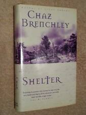 Chaz Brenchley SIGNED Shelter 1st Edn UKHC