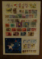 Hungary range Flowers Postage Dues Space Orchids Good Red Cross issues MNH VFU