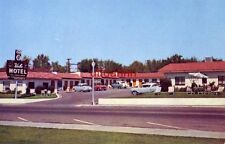 VALE MOTEL, BOULDER CITY,, NV. Mr and Mrs George H Bodensiek, Owners circa 1955