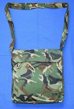 Bulgarian Army Woodland CAMOUFLAGE Valise BAG
