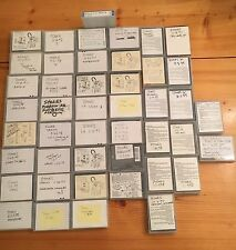 44 DAT / DDS Digital Audio Tapes - Rolling Stones -- Can Re-Record Over