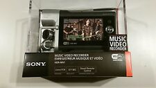 *CLEARANCE*CLOSEOUT* Sony HDR-MV1 Music Video Recorder (Black) NEW USA FAST SHIP