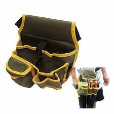 Sacoche poche Sac à outils porte outils toile Pouch ceinture mécanicien range