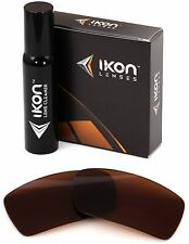 Polarized IKON Replacement Lenses For Oakley Gascan S SMALL - Bronze