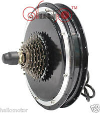 New Style Threaded 48V 1500W Brushless Gearless Rear Hub Motor for Ebike