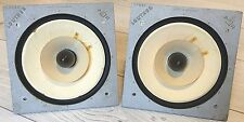 Vintage Lowther PM6A Alnico Loudspeakers Speakers For Leak 12.1 Valve Amplifier