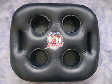 NRL SYDNEY ROOSTERS INFLATABLE SEAT CUSHION/TRAY 38x31cm (Holds 4 cups) - NEW!