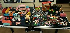 Vintage Barbie Accessories McDonald's Furniture Bed Horse  Kitchen Piano Shoes