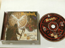8022857030100 HEIMDAL  The Temple of Theil ELEVATE RECORDS 1999 - MINT CD