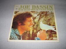 JOE DASSIN 33 TOURS GERMANY ICH HAB MICH VERLIEBT