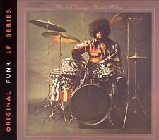 Them Changes [Remaster] by Buddy Miles (Drums) (CD, May-2003, Mercury)