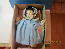 """Vintage  Md. Alexander Baby Doll-20"""" Tall-Mommies Pet-Has Crier-In Original Box"""