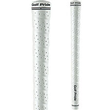 NEW GOLF PRIDE TOUR WRAP 2G MIDSIZE WHITE GOLF GRIP +1/16 MID-SIZE